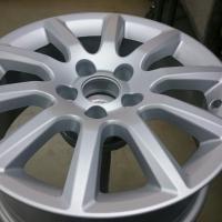 Порошковая покраска диска в серый заводской цвет