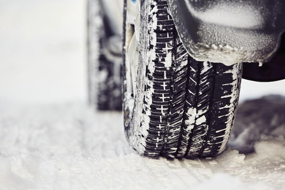 Зимние шины: особенности хранения