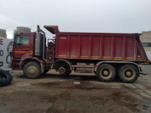 Способы ремонта шин - грузовой шиномонтаж в Долгопрудном (круглосуточно)