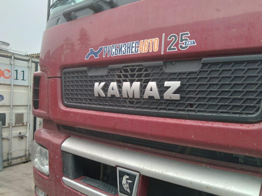 КАМАЗА - R24 с кольцами в ШинДоктор